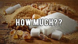 How Much Glucose Does the Body Really Need?