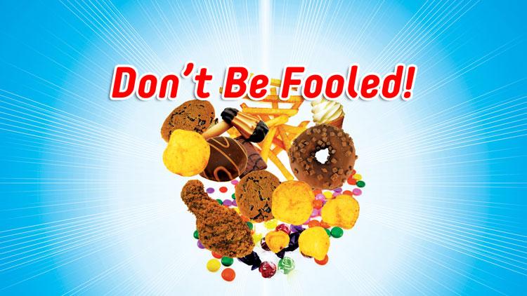 Junk Food Lies