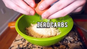 Make Pizza Crust With ZERO Carbs