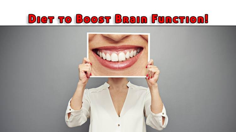 Diet to Boost Brain Function
